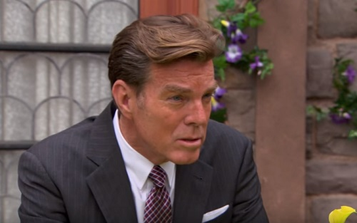 The Young and the Restless Spoilers: Graham Plans To Kill Dina – Money Drives Bloodworth Towards Murder