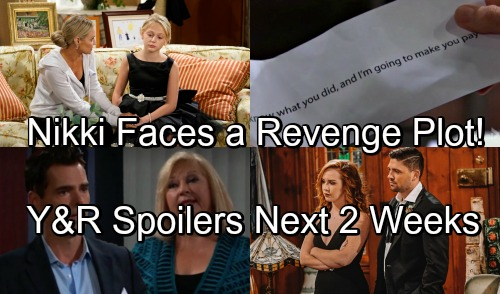 The Young and the Restless Spoilers Next 2 Weeks: Nikki Faces a Revenge Plot – Jack's Startling Discovery – Ashley's in Hot Water