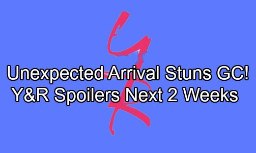 The Young and the Restless Spoilers Next 2 Weeks: Unexpected Arrival Stuns Genoa City – Lily's Horrible News – Shick's Wedding