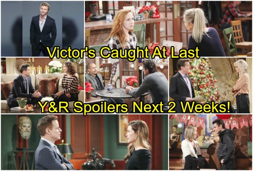 The Young and the Restless Spoilers for Next 2 Weeks: Victor's in Huge Trouble, J.T.'s Responsible – Sharon's Brutal Heartbreak