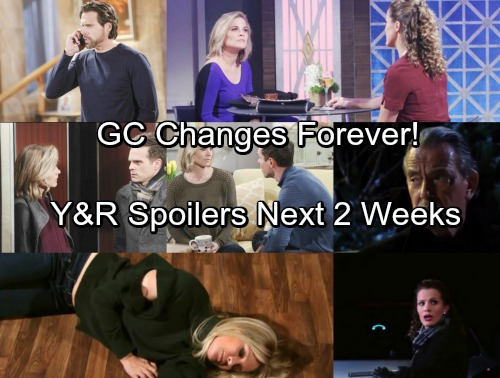 The Young and the Restless Spoilers: Next 2 Weeks - Nikki's Stunning Discovery – Nick's World Changes Forever