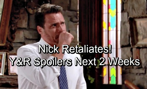 The Young and the Restless Spoilers Next 2 Weeks: Nick Retaliates – Victoria and Ashley Team Up - Billy's Daring Move