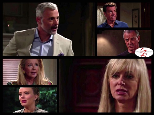 The Young and the Restless Spoilers Monday September 18: Graham Threatens Ashley With Police – Abby Fears War – Victor Explodes