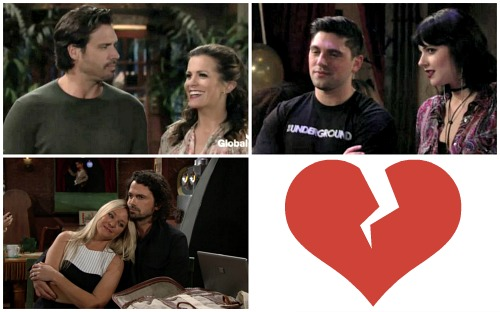 The Young and the Restless Spoilers: Dating Disasters – 3 Y&R Couples That Need to Break Up ASAP