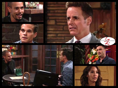 The Young and the Restless Spoilers Friday September 29: Devon Suspicious – Hilary's Devious Strategy – Michael Gets Bad News