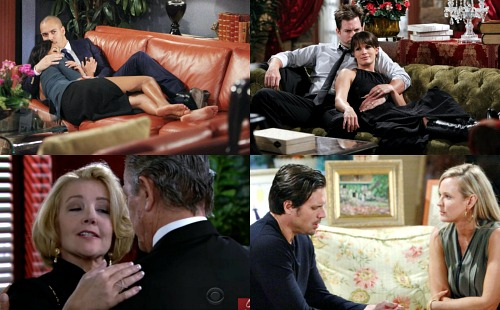 The Young and the Restless Spoilers: 4 Y&R Couples That Are Meant to Be – Reunions Fans Want to See ASAP