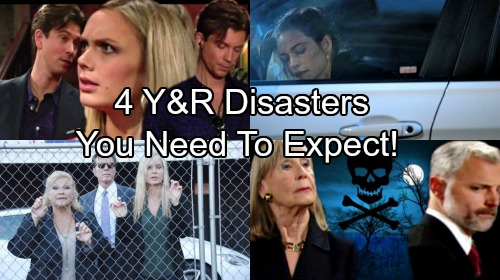 The Young and the Restless Spoilers: 4 Y&R Disasters and the Shocking Consequences You Need To Know