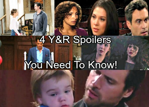 4 The Young and the Restless Spoilers You Need To Know
