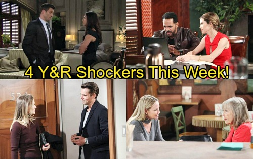 The Young and the Restless Spoilers: 4 Y&R Shockers You Won't Want to Miss – Check Out These Genoa City Surprises