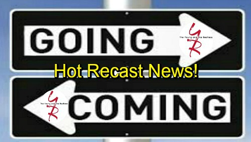 The Young and the Restless Spoilers: Comings and Goings – Hot Recast News and Shick Wedding Shockers – Big Return Brings Drama
