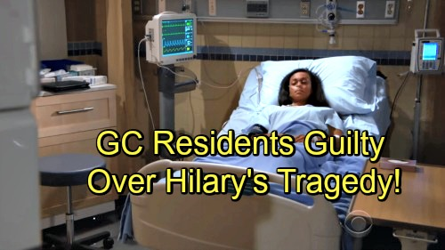 The Young and the Restless Spoilers: Guilt Consumes Lily, Charlie, and Shauna After Hilary's Death