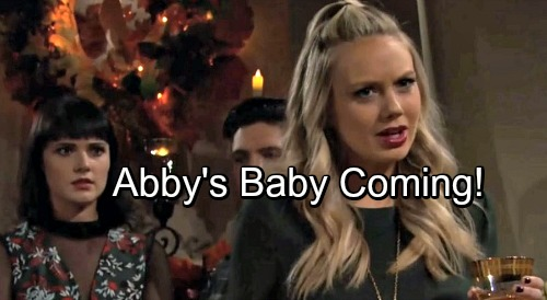 The Young and the Restless Spoilers: Scott and Abby Can't Hide Their Feelings – Baby Drama Projected