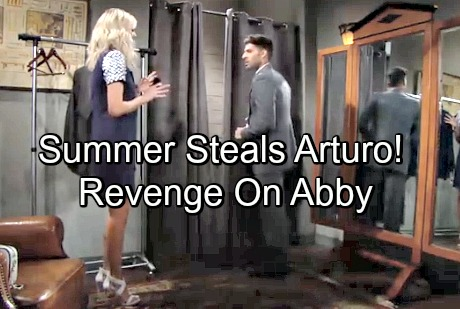 The Young and the Restless Spoilers: Abby Stunned by Summer's Revenge – Old Feud Reignites as Summer Steals Arturo