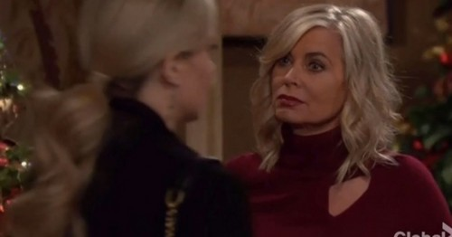 The Young and the Restless Spoilers: Faith Spies Scott and Abby's Kiss, Catches Cheaters in the Act – Dangerous Secret Spreads