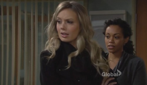 The Young and the Restless Spoilers: Hilary Struggles to Hide the Truth From Devon - Reed Wants Billy to Keep a Secret