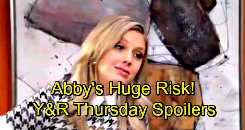 The Young and the Restless Spoilers: Thursday, November 29 – Summer Caught in Family Chaos – Mia Stirs Up Trouble – Huge Risk for Abby