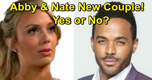 The Young and the Restless Spoilers: Abby Rebounds With Nate - Are They A Good Match?