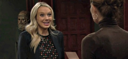 The Young and the Restless Spoilers: Friday, December 1 - Sharon Shocks Nick – Scott's Move To NYC – Ashley Battles for Abby