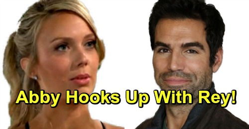 The Young and the Restless Spoilers: Abby Calls Off Engagement, Hooks Up with Rey – Ultimate Blow to Cheating Mia and Arturo?