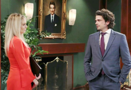 The Young and the Restless Spoilers: Alice Kidnapped and Tied Up, Sharon Demands Answers - Alice Rats On Zack