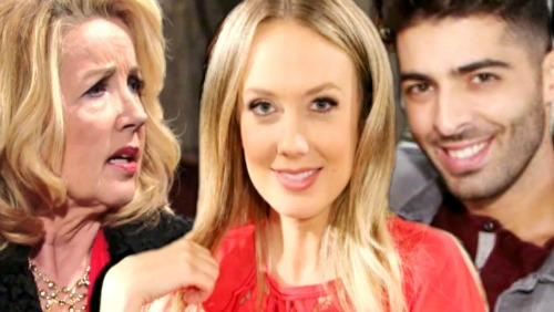 The Young and the Restless Spoilers: Abby and Arturo Heat Things Up – Nikki Loses Boy Toy to Younger Newman?