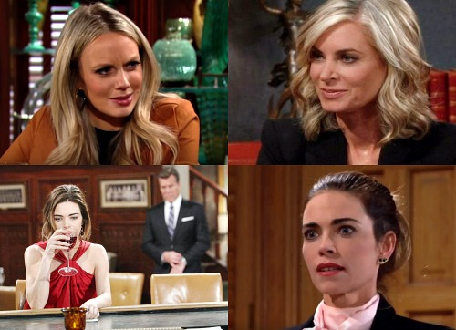 The Young and the Restless Spoilers: Abby Back for Fierce Newman War – Steps Up to Help Ashley and Plot Victoria's Downfall