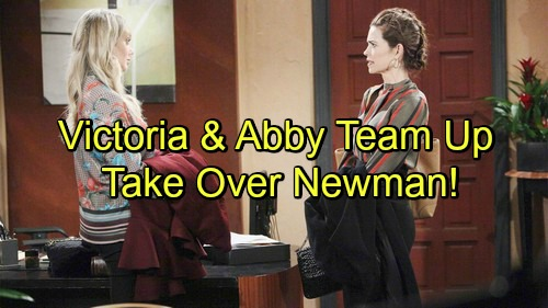 The Young and the Restless Spoilers: Victoria and Abby Rise Up to Defeat Victor – Daughters Take Control of Newman