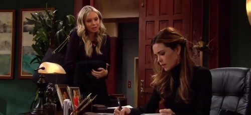 The Young and the Restless Spoilers: Week of November 20 - Hilary's Devastating Nude Scandal – Abby Threatens Victoria