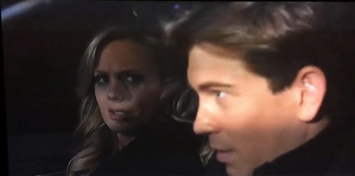 The Young and the Restless Spoilers: Monday, November 13 Update - Zack Traps Abby and Scott – Dina Hiding In Zack's Car
