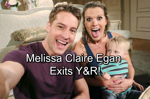 The Young and the Restless Spoilers: Melissa Claire Egan Leaving Y&R – Chelsea's Shocking Exit Draws Near