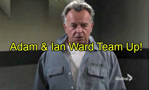 The Young and the Restless (Y&R) Spoilers: Adam Forms Dangerous Alliance with Ian Ward – Team Up Against Victor