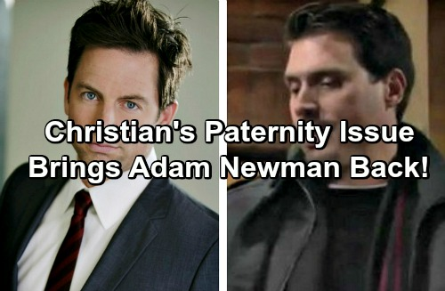 the-young-and-the-restless-spoilers-will-nicks-christian-paternity-question-bring-michael-muhney-as-adam-newman