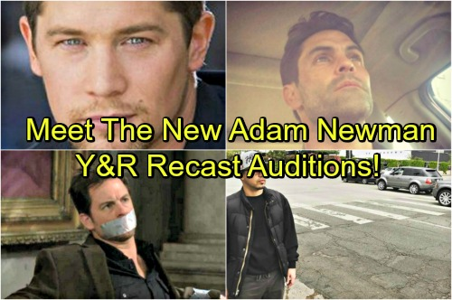 The Young and the Restless Spoilers: Recast Adam Newman Hunts Down Chloe – Drags Criminal Back to Genoa City