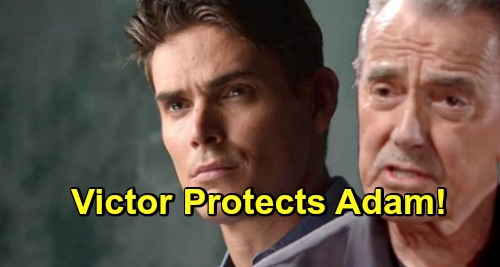 The Young and the Restless Spoilers: Victor Protects Adam Newman – Incredible Comeback Follows Shocking Flashbacks