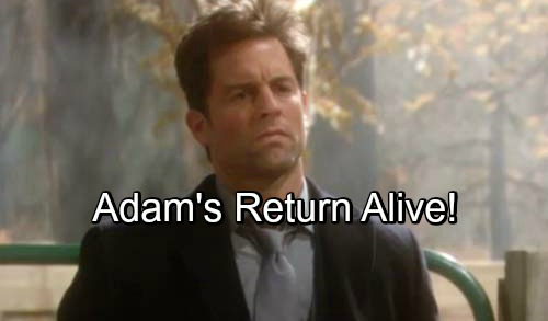The Young and the Restless Spoilers: Michael Muhney Maintains Y&R Comeback Hopes – Adam Newman Return Alive