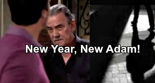 The Young and the Restless Spoilers: New Year, New Adam – 4 Storylines Adam Newman's Needed for in 2019