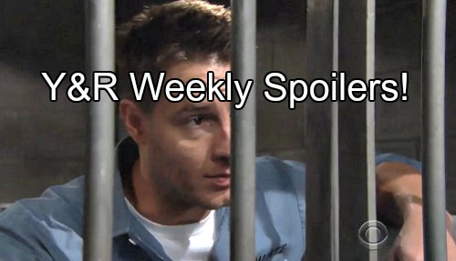 The Young and the Restless Spoilers: Week of July 18 – Adam Pleads Guilty, Gets 30 Years - Chelsea Turns Violent - Summer Burns Luca