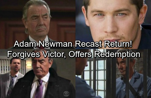 The Young and the Restless Spoilers: Adam Newman's Survival and Return Saves The Moustache – Victor Finds Redemption