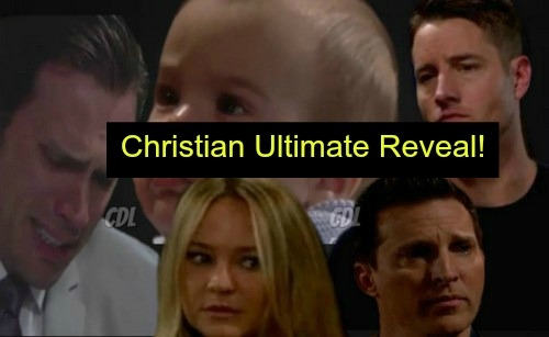 The Young and the Restless Spoilers: Sully Secret Explodes, Nick Reunited with Christian - Adam Newman Return Ruins Illusion