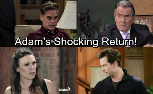 The Young and the Restless Spoilers: Victor's Shady Deal With Kevin Exposed - Chloe and Adam Newman Revival Follow