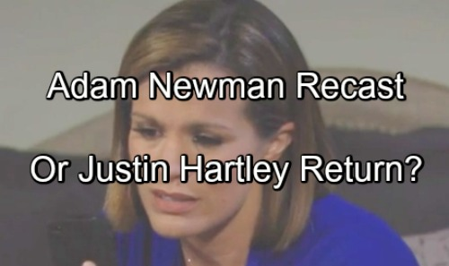 'The Young and the Restless' Spoilers: Justin Hartley's Y&R Break Nears, Adam Skips Town – Recast or Return?