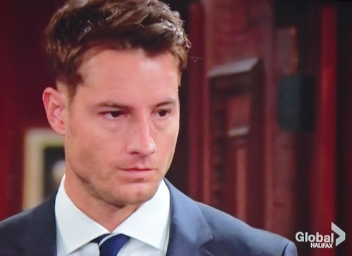 The Young and the Restless (Y&R) Spoilers: Adam Apologizes for Delia – Sharon Hallucinates Baby Bump, Knocks Out Patty