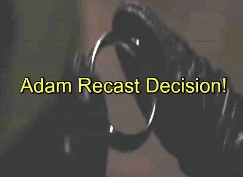 'The Young and the Restless' Spoilers: Adam Newman Recast Decided, Not Staying Dead