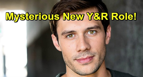 The Young and the Restless Spoilers: Hot New Actor Andy Shephard Books Mysterious Y&R Role – Exciting Storylines Brewing