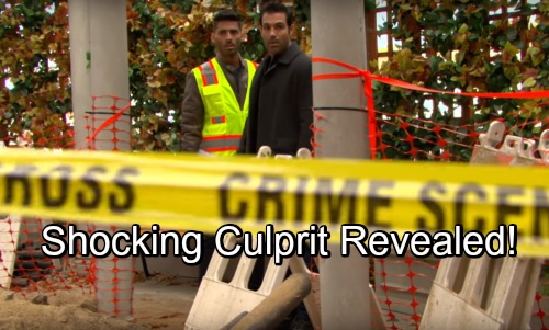 The Young and the Restless Spoilers: November Sweeps Brings Stunning Consequences For One GC Resident - Shocking Culprit Revealed