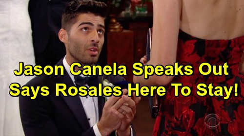 The Young and the Restless Spoilers: Jason Canela Addresses Rosales Rejection - Says Like It Or Not, Rosales Clan Here To Stay