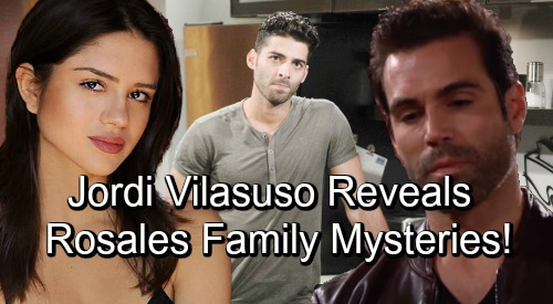 The Young and the Restless Spoilers: Rosales Family Mysteries Unravel – Jordi Vilasuso Promises Major Fallout as Secrets Explode