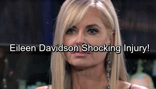 The Young and the Restless Spoilers: Eileen Davidson's Surprising Injury – Y&R and Days of Our Lives Star Shows Off the Damage