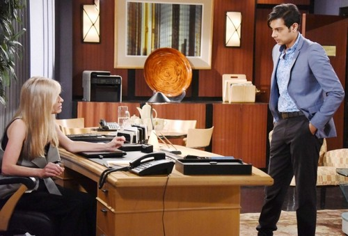 The Young and the Restless Spoilers: Ravi's in Over His Head, Enters The Dark Side With Newman