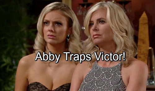 The Young and the Restless Spoilers: Abby Sets a Risky Trap for Victor – Exposes Dad's Role in Jack's Suffering
